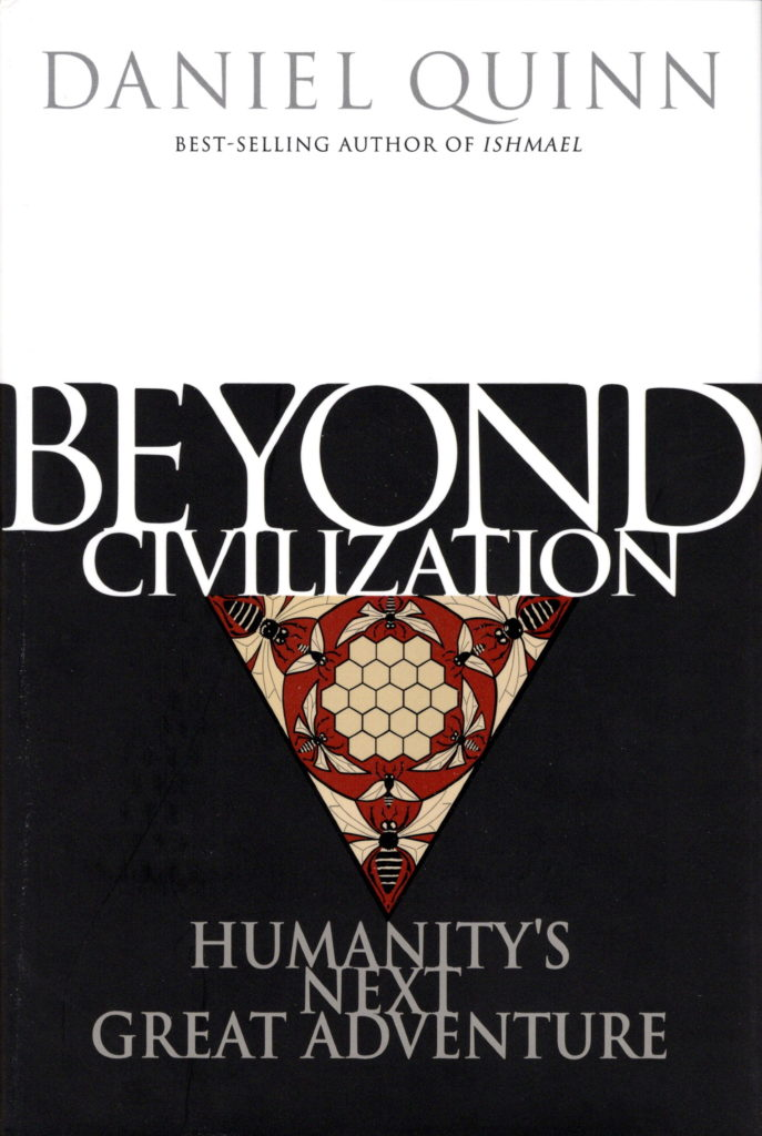 Cover of Beyond Civilization by Daniel Quinn