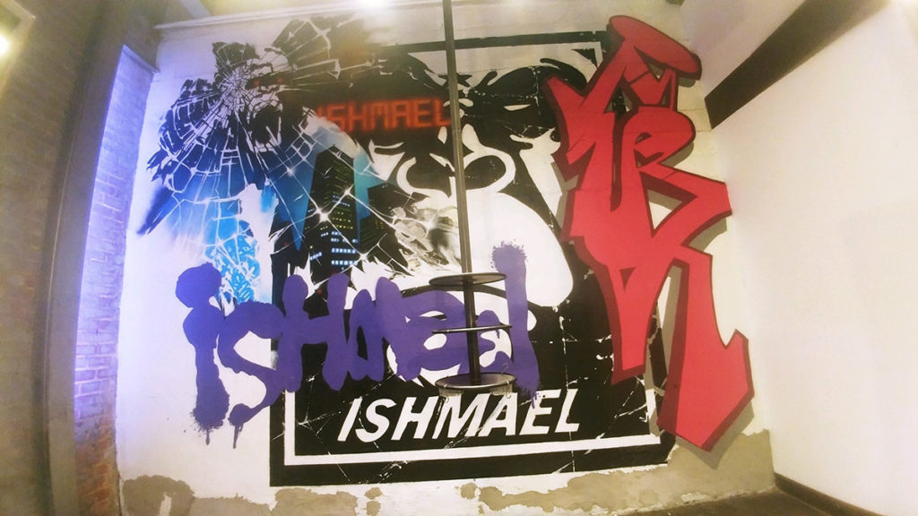 @ishmael.lords artwork inspired by ishmael, daniel quinn